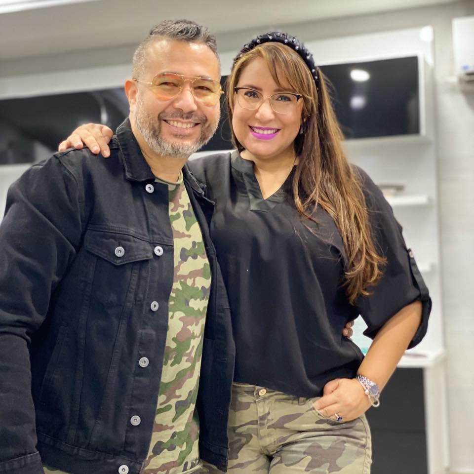 Alberto y Carol Rodriguez